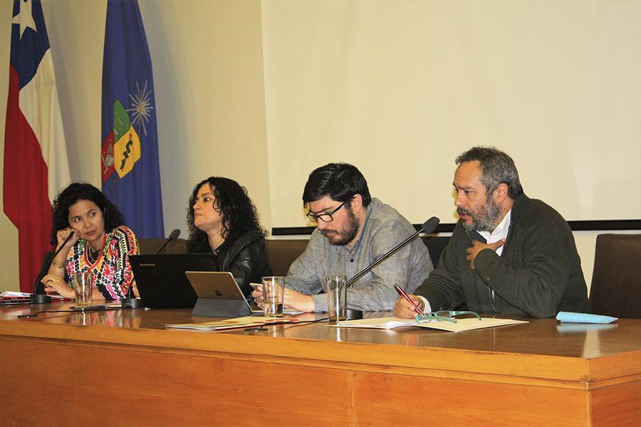 Representantes de los cuatro candidatos presidenciales en debate por la Educación Inclusiva
