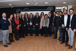 """Sociedad Civil se organiza en """"Acción Colectiva"""" y presenta a Ministro Varela sus propuestas para mejorar la Educación En Chile"""