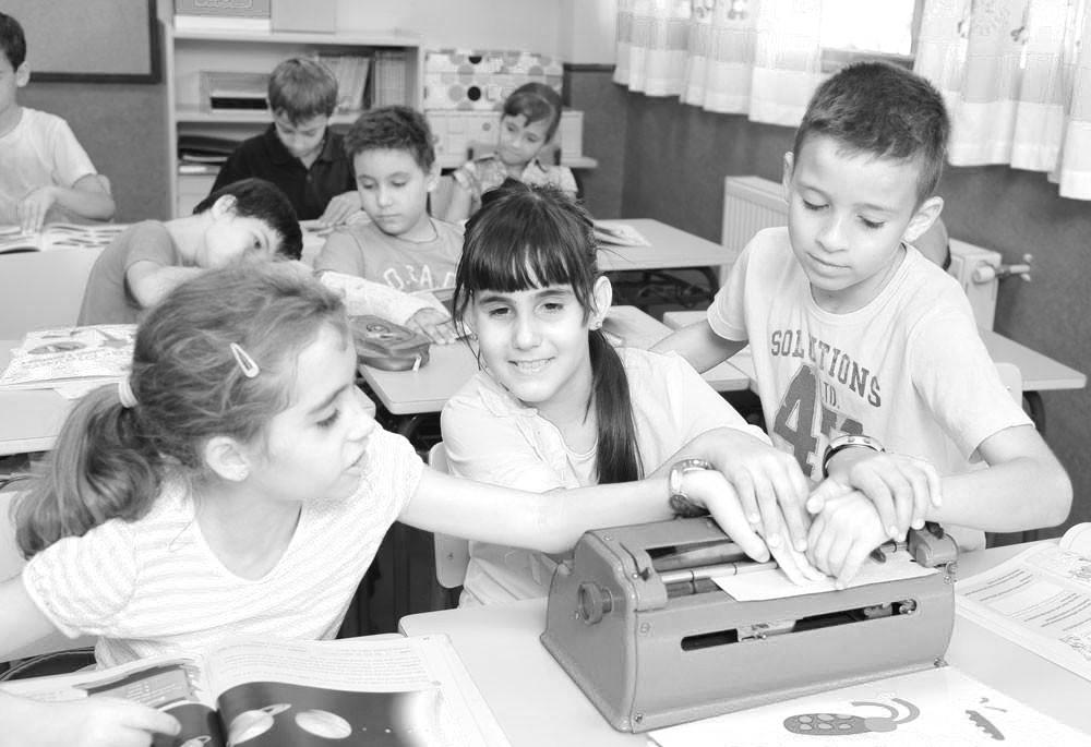 En búsqueda de un colegio inclusivo