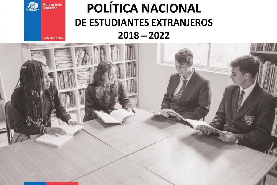 Política Nacional de Estudiantes Extranjeros