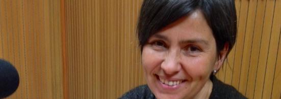 Isabel Zúñiga en entrevista a Radio Usach