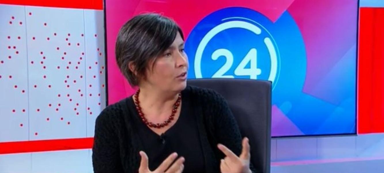 "Isabel Zúñiga, presidenta de FMT, habla para ""Mañana Informativa"""