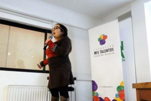 Directora de Contenidos de Mis Talentos realiza investigación sobre modelo de inclusión educativa PIANE-UC