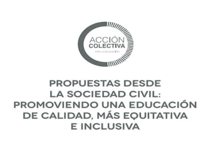 Logo Acción Colectiva por la Educación
