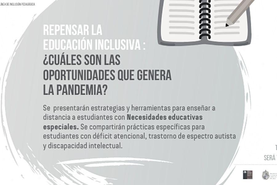 Lee más sobre el artículo Mis Talentos junto al CJE realizan Webinar sobre Educación Inclusiva