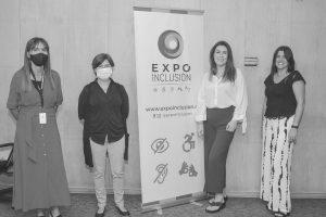 Por tercer año consecutivo Fundación Mis Talentos participa de Expo Inclusión